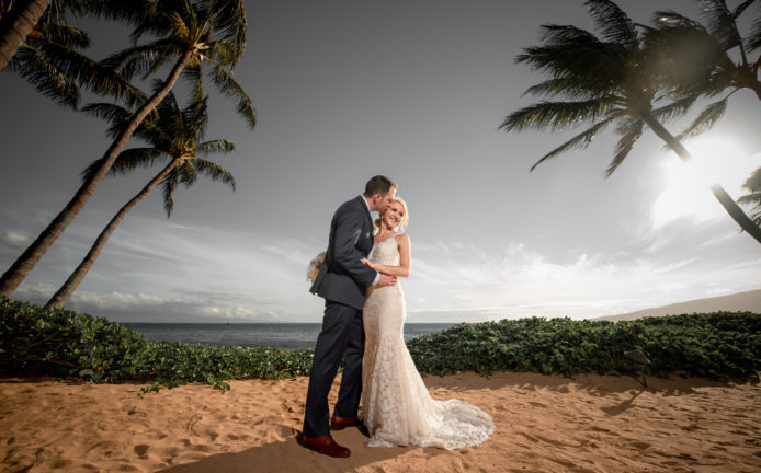 J. Anthony Martinez Photography Maui Wedding Photographer Sugar Beach Events London Brucia & Anthony Pancotto-27